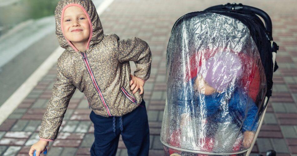 beste regenhoes voor kinderwagens