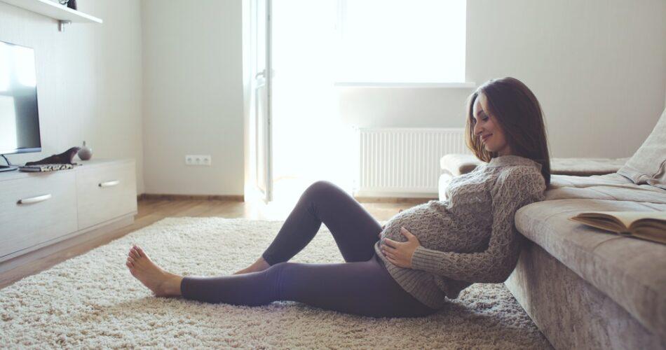 Tot rust komen tijdens je zwangerschap